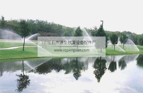 源泉喷灌应用案例